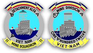 Vietnam Veterans of The Brown Water Navy